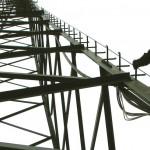 梯子からの墜落防止システム 使用事例5